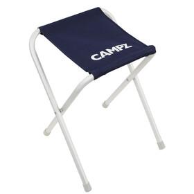 CAMPZ Aluminium - Siège camping - bleu